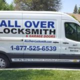 Our Locksmith Van at Work